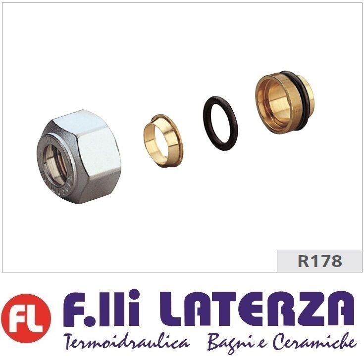 Details About Giacomini R178x013 Adaptateur Pour Tuyaux Cuivre Base 16 Diamètre Tube ø 12 Mm